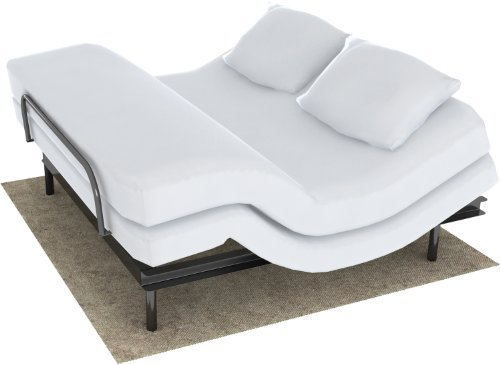 Bliss Adjustable Bed with Natural Latex Mattress
