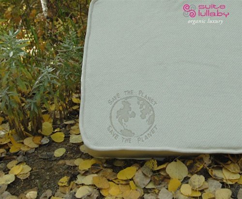 Suite Sleep 'Save the Planet' Natural Rubber Kid's Mattress - 6